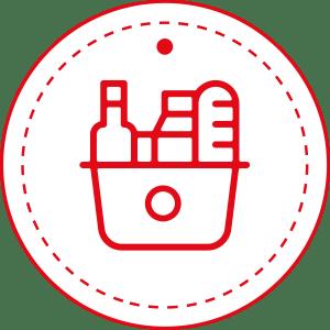 Supermercados y Bodegones