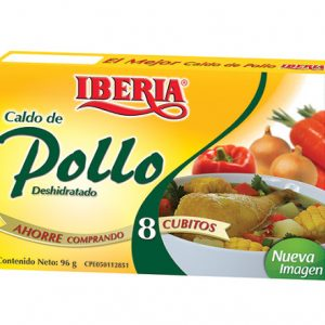 Cubito de Pollo Iberia