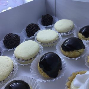 Cajita de mini dulces