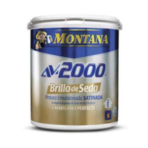 Pintura Montana Av 2000 Brillo de Seda