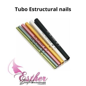 Tubo Estructural Nails