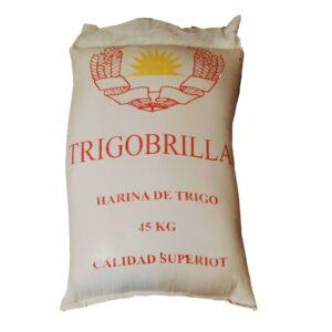 Harina de Trigo TRIGOBRILLA (Saco 45 kg)