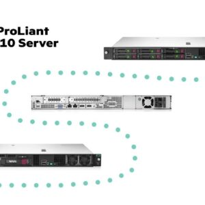 SERVIDOR HP PROLIANT DL20