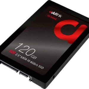 DISCO DURO SOLIDO ADDLINK S20 120GB SSD 2.5¨SATA3 6GB/S