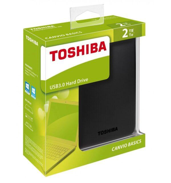 DISCO TOSHIBA EXTERNO 2TB