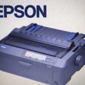 IMPRESORA EPSON LX-350 MATRIZ DE PUNTO PUERTO USB / 9 PINES