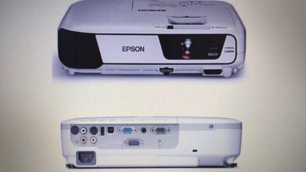 PROYECTOR EPSON X41+